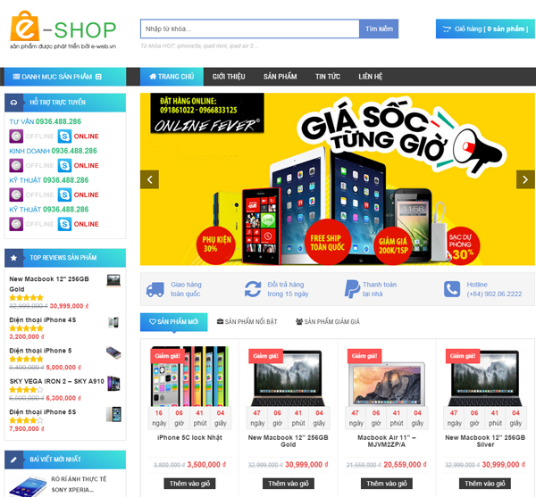 thiet-ke-web-Shop-Online-bang-Wordpress-gia-re