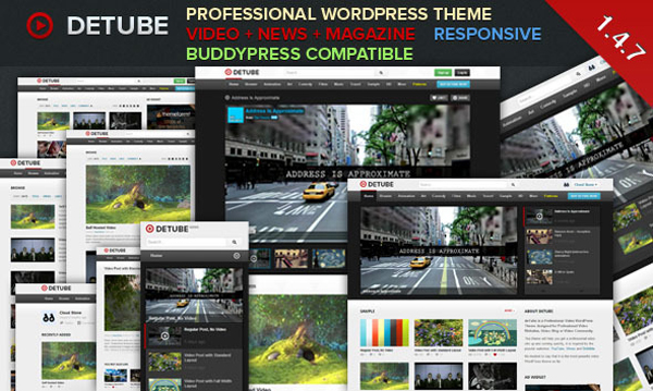 Share 3 theme WordPress Video SEO tốt nhất