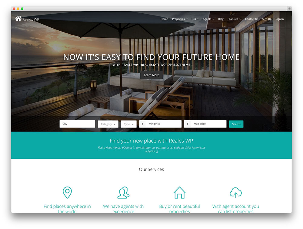 reales-wp-real-estate-wordpress-themes